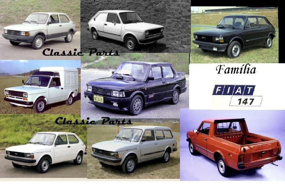 FAMILIA FIAT 147